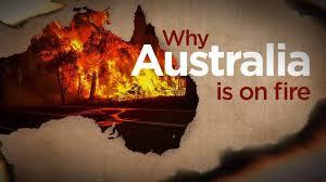 Australia fires:whY Australia is on fire?