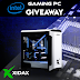 Xidax powered by Intel Gaming PC $9000 Sweepstakes #Worldwide