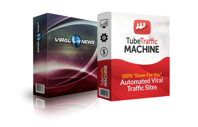 Viral News Jacker +Tube Traffic Machine [Viral Money Sites For Instant Traffic]