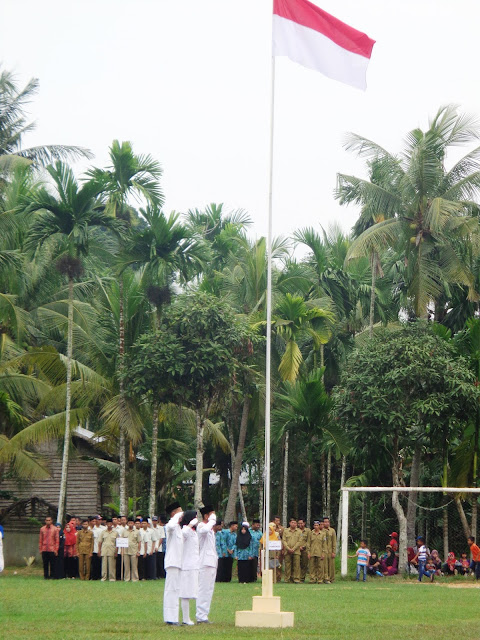 Contoh Susunan Upacara HUT RI (17 Agustus), Upacara Bendera serta Acara Perpisahan Sekolah