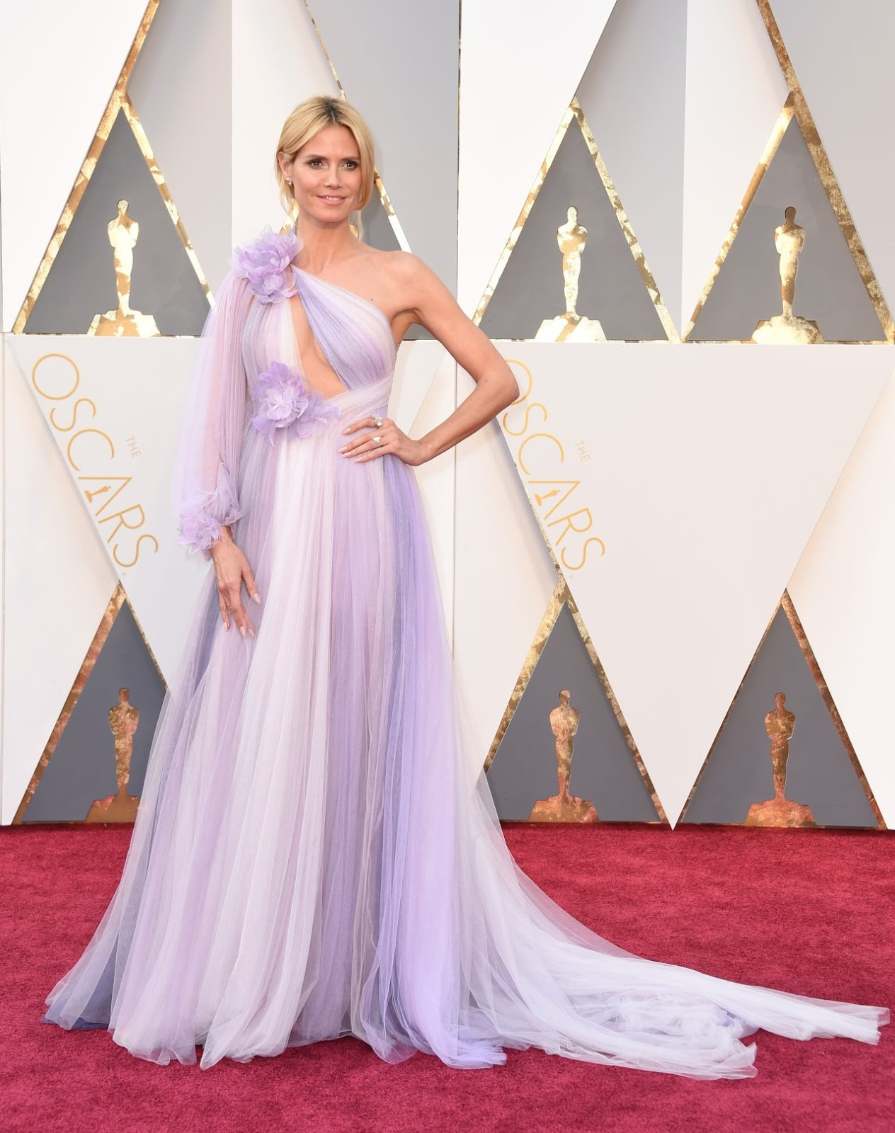 Heidi Klum is a fashion fail at the Oscars 2016