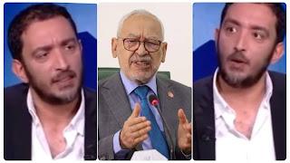 (بالفيديو) ياسين العياري : تونس اصبحت تمارس الدعارة و الغنوشي مافماش فاسد ماتحالفش معاه و ماحماشي و ما خرجوش من الحبس