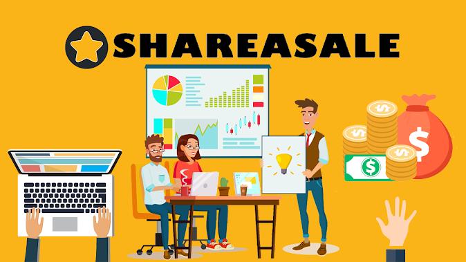 شرح طريقة التسجيل في موقع ShareAsale