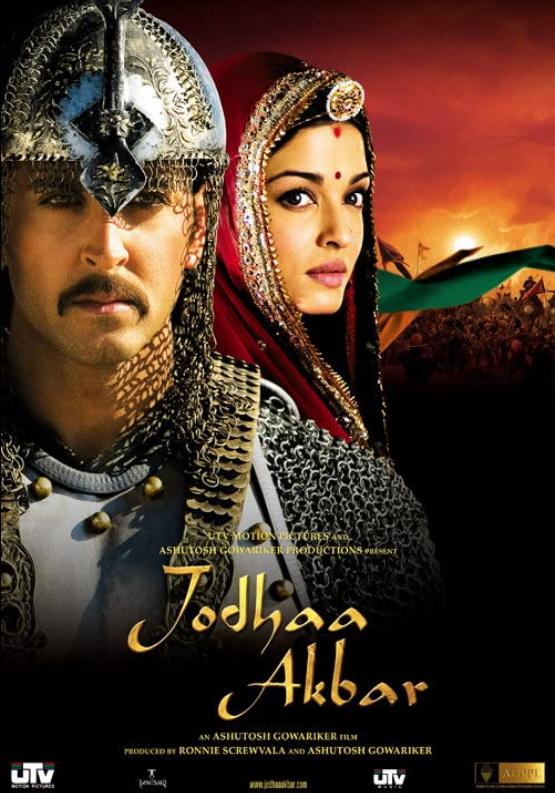 Jodhaa Akbar 2008 x264 720p Esub BluRay Hindi Telugu Tamil THE GOPI SAHI