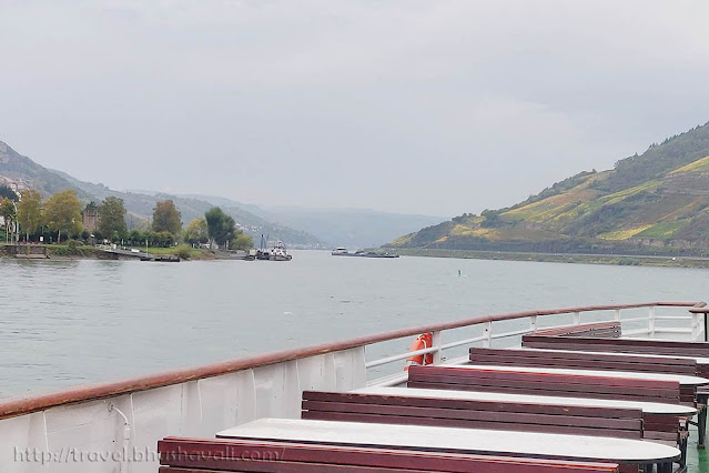 Rhine river cruise - how to visit rhine valley