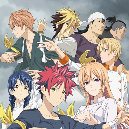 Nueva imagen promocional de la cuarta temporada de Shokugeki no Souma