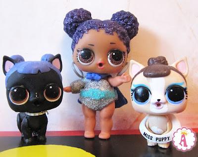 Кукла ЛОЛ Сюрприз и животные собаки из 3 серии
