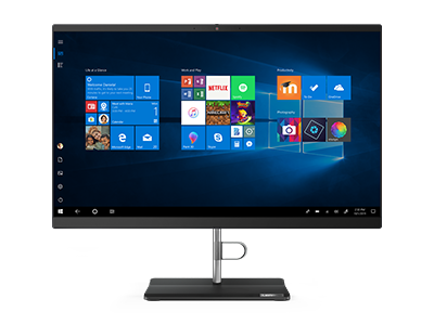 Lenovo desktop all in one's all information and pricing
