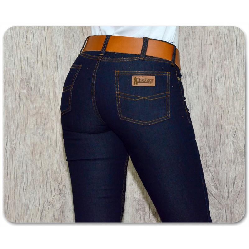 Calças De Rodeio - Western Cowboy - História do Jeans 7cd7f8c98fb