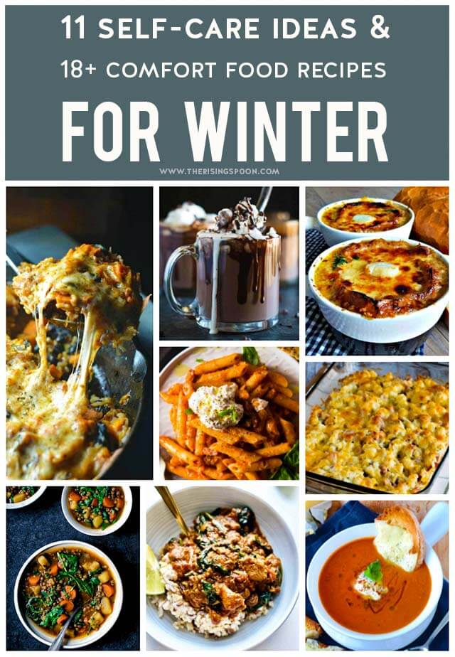 Comfort food recipes self care ideas for winter the rising spoon click here to pin this to your comfort food recipes pinterest board forumfinder