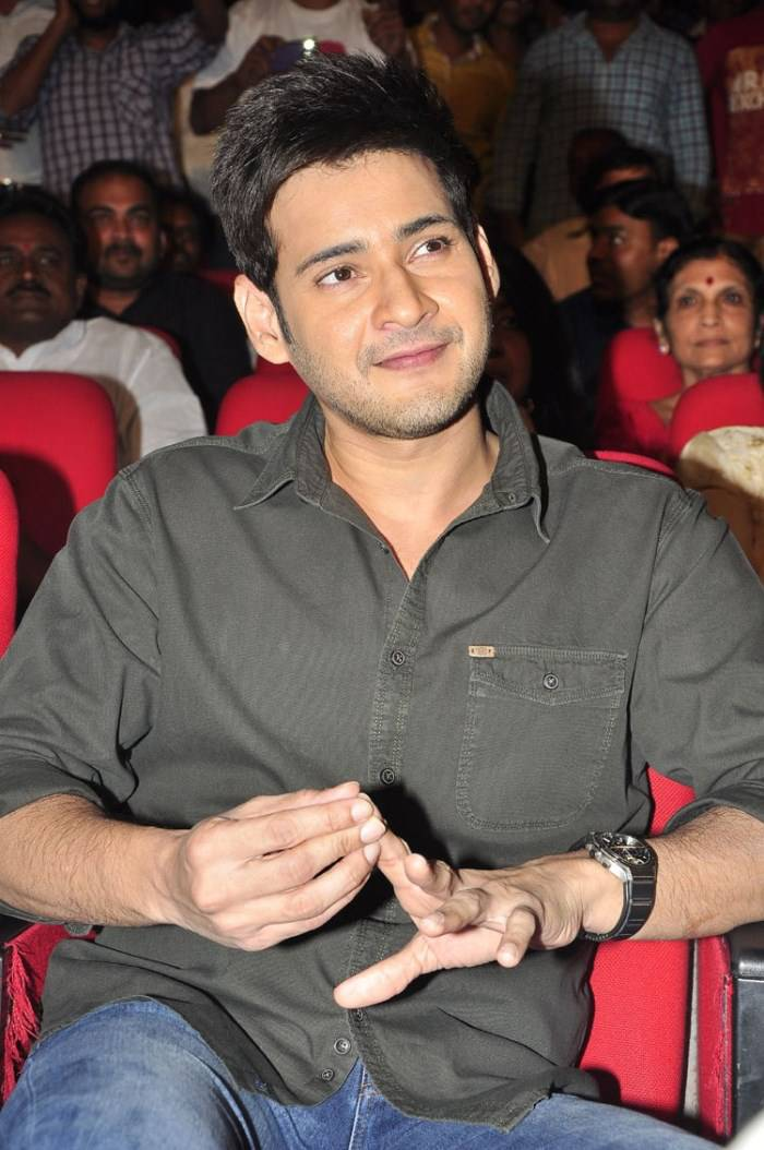 Mahesh Babu Stills At Bhale Manchi Roju Movie Audio Launch