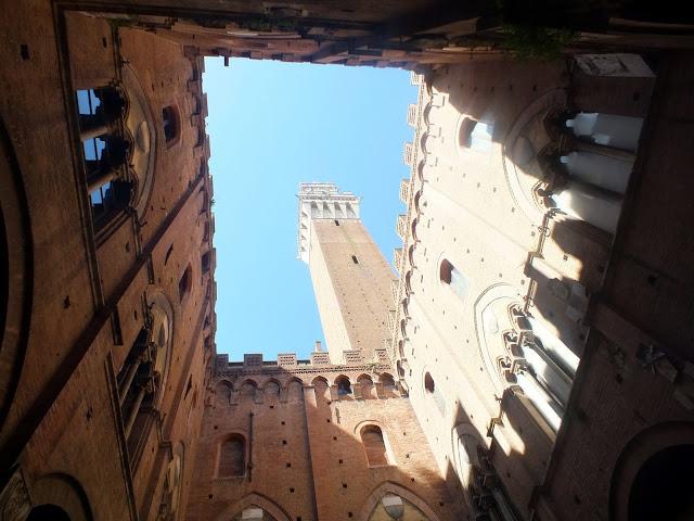 ruta de 1 dia por Siena