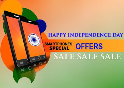Independence Day Sale Offers on Mobiles