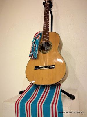 Guitarra de Paracho, Michoacán