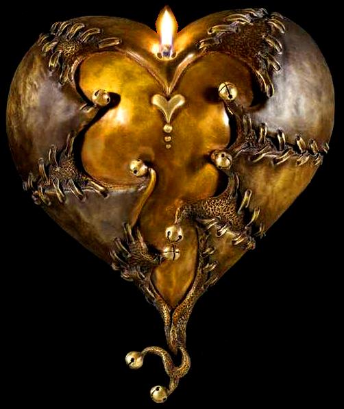 ZOOM DISEO Y FOTOGRAFIA Hearts Corazones Metal Png