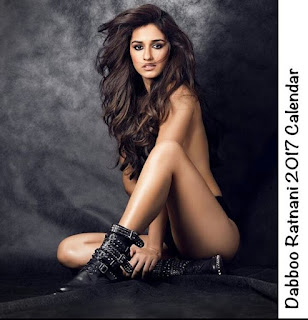 Disha Patnani in Black shorts for Dabboo Ratnani Calendar 2017