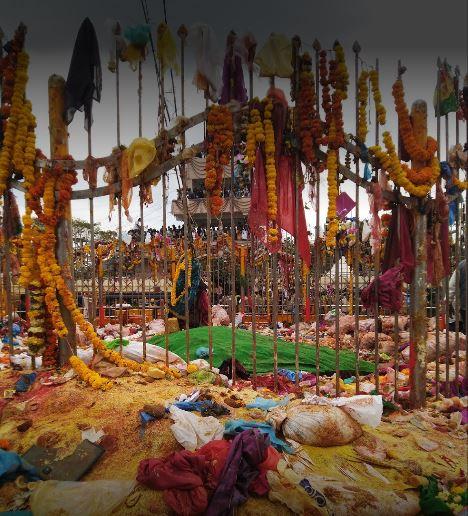 Medaram -  Sammakka Sarakka - Jatara, Temple, Katha, Timings, Jampanna Vagu, Images