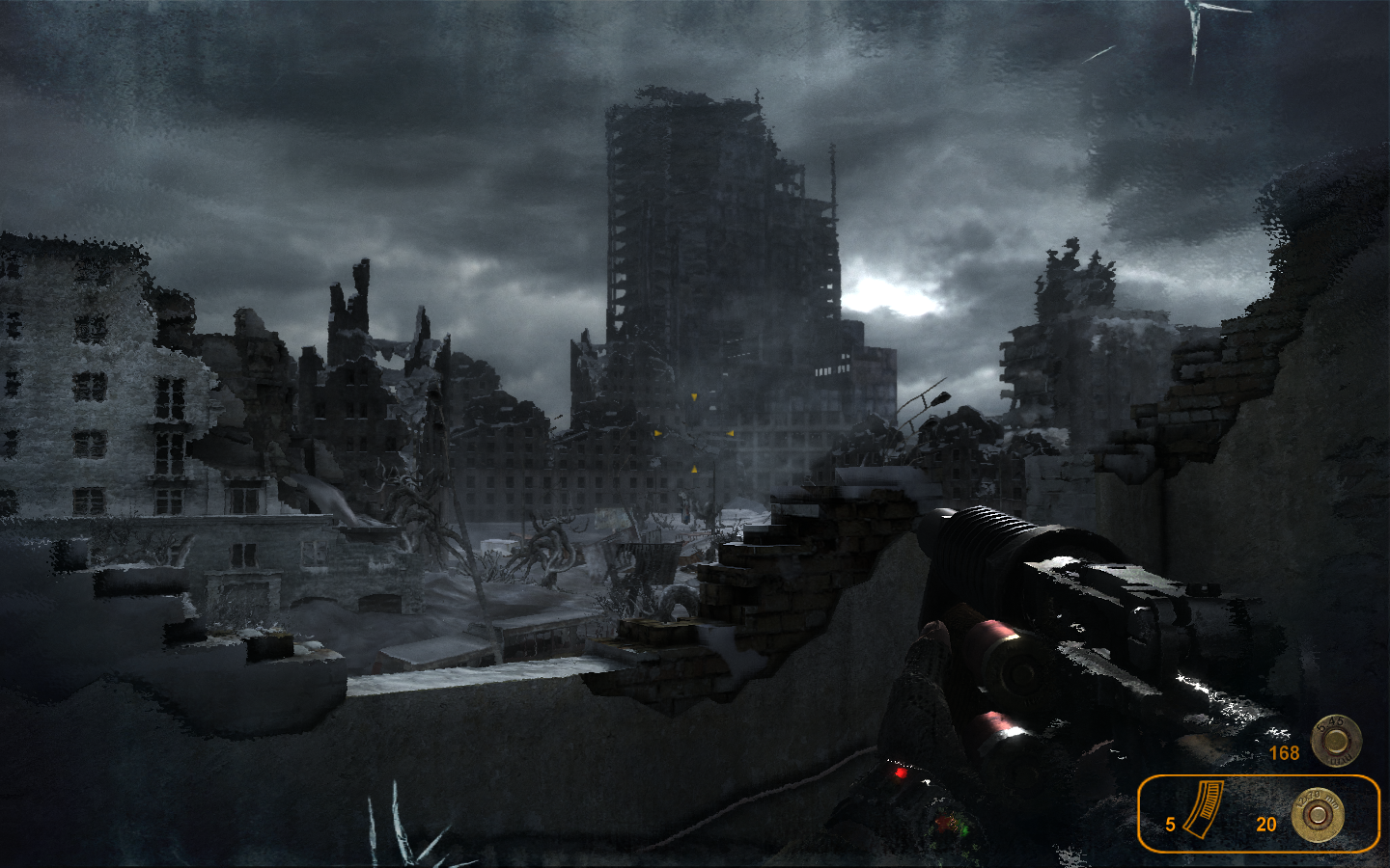 Metro 2033 Video Game Download Real Games Collection