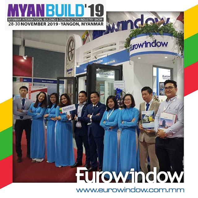 Eurrowindow Myanmar