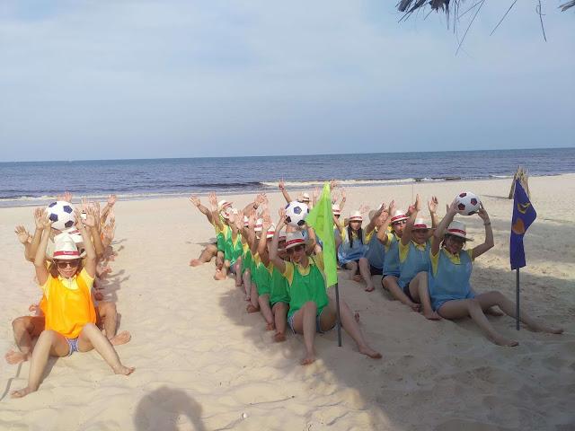 Tổ Chức Team Building Tại Phan Thiết