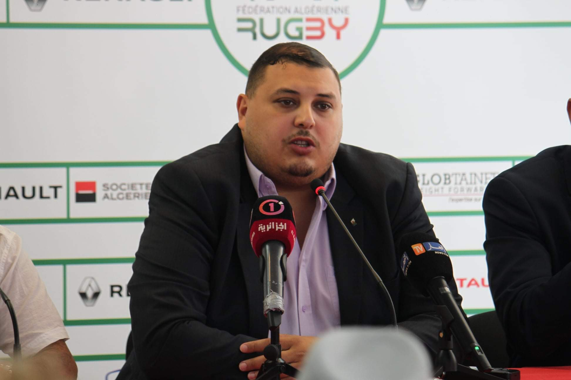 سفيان بن حسان رئيسا لإتحادية الريغبي لعهدة أولمبية ثانية