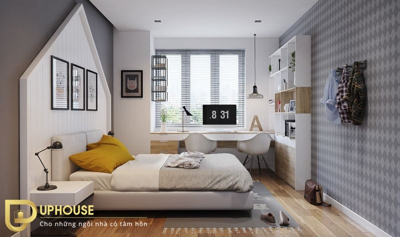 Những phòng ngủ đẹp như mơ 06