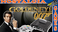 007 goldeneye nintendo 64 - curiosidades nostálgicas parte 2