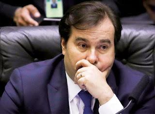 rodrigo maia câmara congresso deputados brasil política