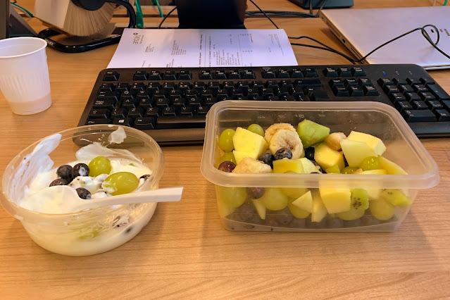 Fruitsalade Balans