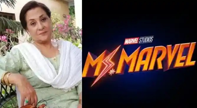 To debut with Ms. Marvel in Hollywood, Samina Ahmed?