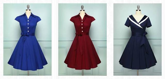Zapaka Vintage Dress