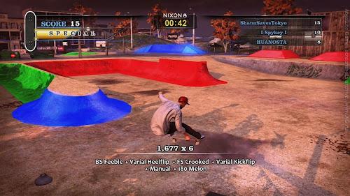 Tony Hawks Pro Skater HD (2012) Full PC Game Mediafire Resumable Download Links