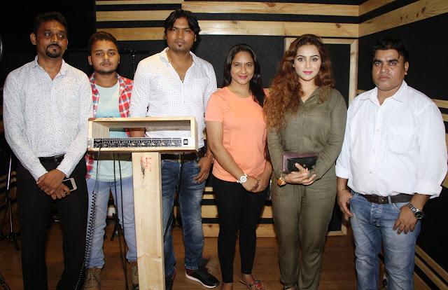heeriye-album-music-recording-complete-mumbai
