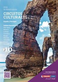 Circuitos Culturales 2019 España y Portugal Eroski