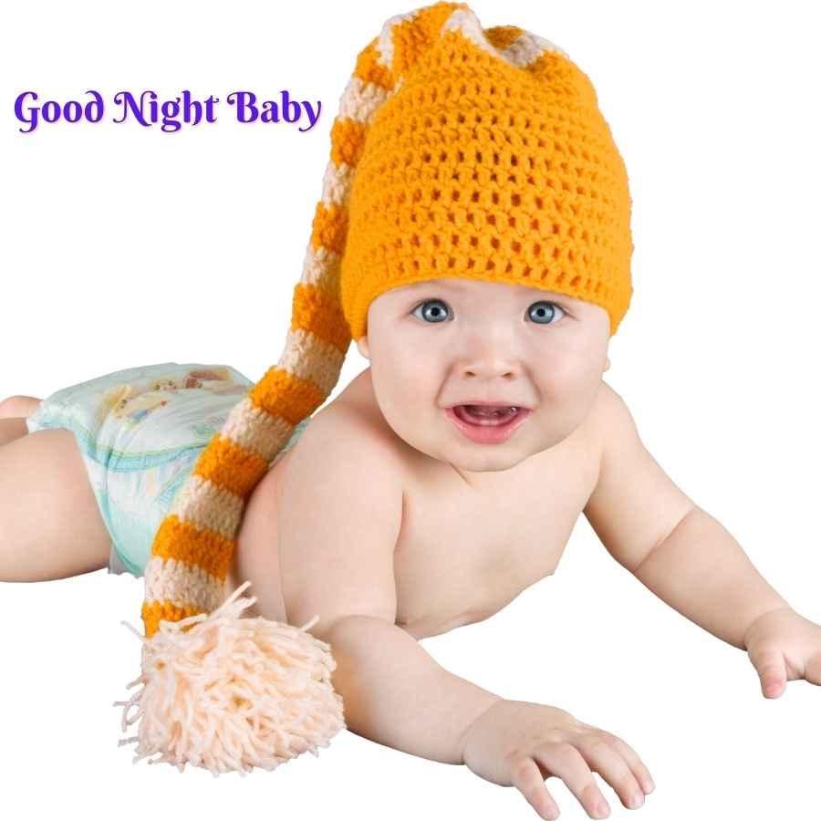 gud nite baby images