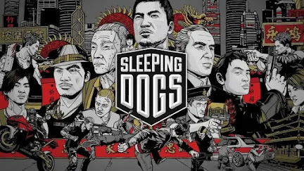 لعبة Sleeping Dogs