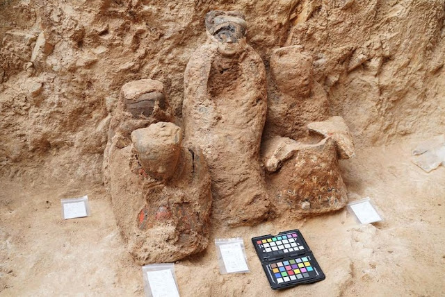 Sixteen ancient tombs discovered in Shandong