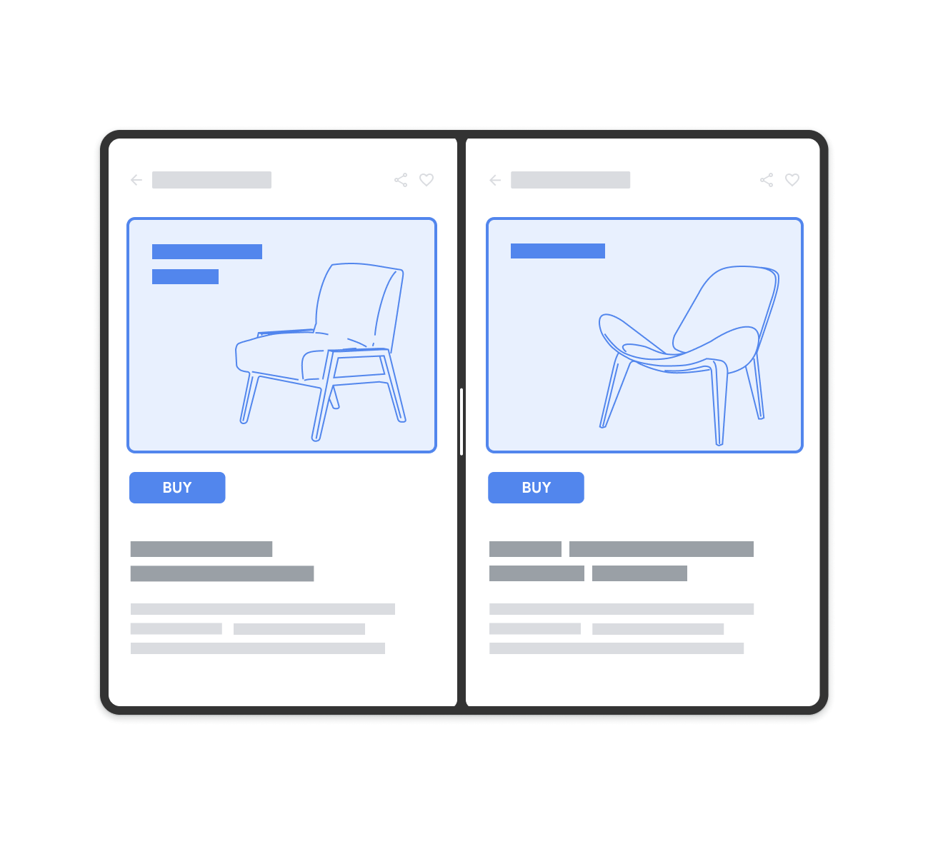 By enabling multiple instance support, users can run multiple copies of your   app side-by-side. The let's users compare two products, reference notes   while writing a document or maybe keeping your calendar in view as you are   planning an event.