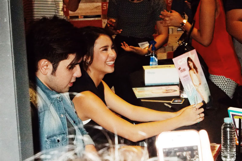 Andre and Yassi