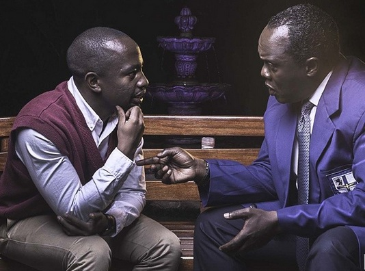 jeff mote and jeff koinange