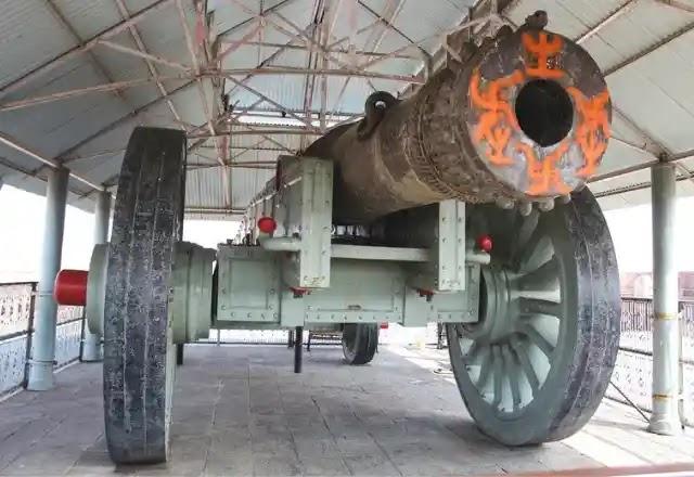 Jaivana cannon history in hindi