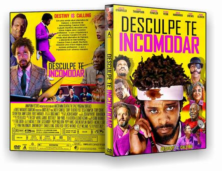 DVD Desculpe Te Incomodar 2019 - ISO