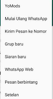 Begini Cara Sembunyikan Chat WhatsApp