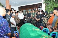 Contoh Sambutan Pelepasan Jenazah Oleh Shahibul Musibah.