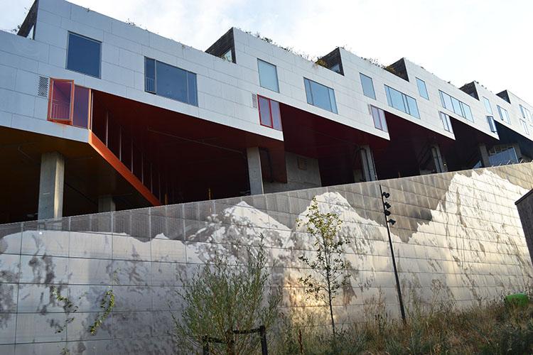 Mountain Dwellings Copenhagen