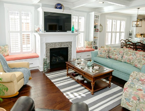 ideas decor coastal house cottage sunroom beach