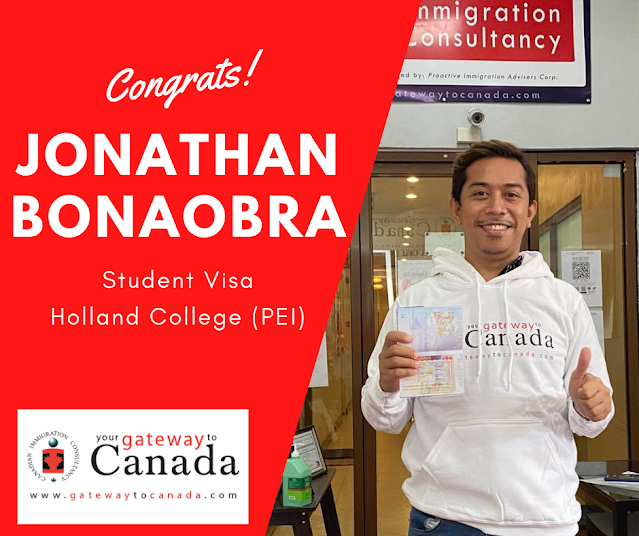 Jonathan Bonaobra - Holland College