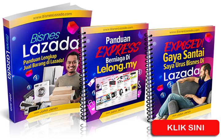 Panduan Bisnes di Lazada