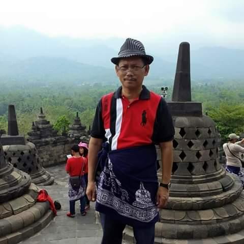 John Paerunan Pimpinan Apel Perdana ASN dan THL Sekwan Sulut