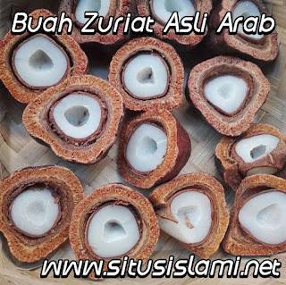 BUAH ZURIAT ASLI ARAB DI JAKARTA